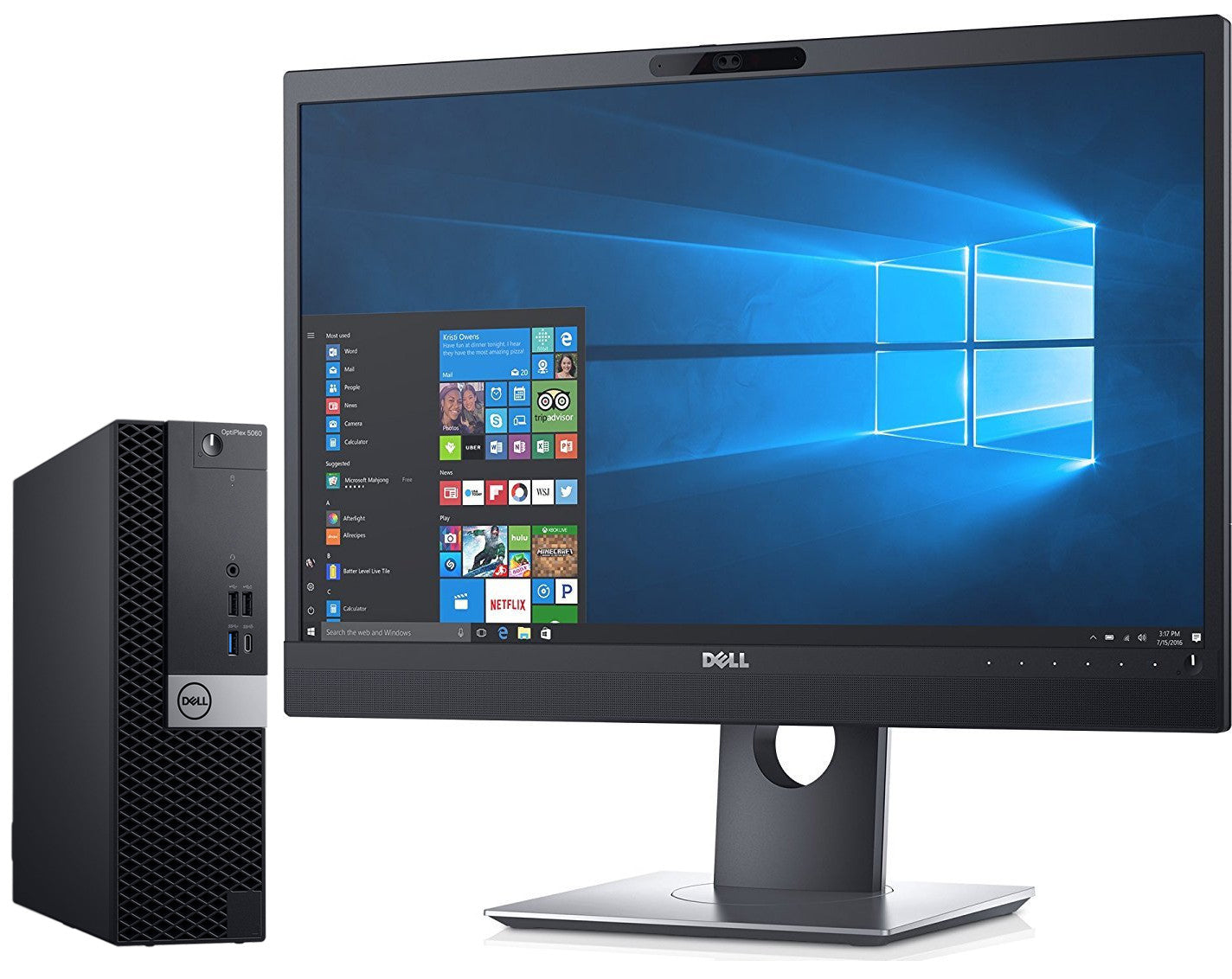 Dell OptiPlex 5060 Bundle Core i5-8500 3.0Ghz with 22