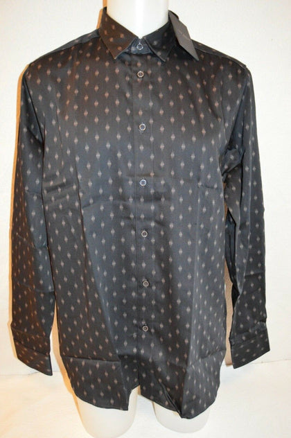 Ted Baker London Onico Slim Fit Dot Diamond Sport Shirt-Atmark Trading