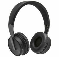 Polaroid Bluetooth Premium Wireless Headphones, PBT835, Black-Atmark Trading