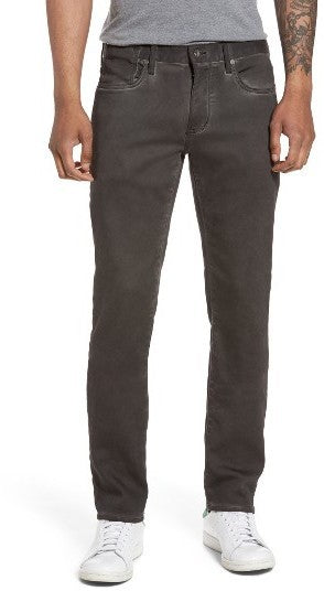 John Varvatos Men's Bowery Slim Straight Fit Jean-Atmark Trading
