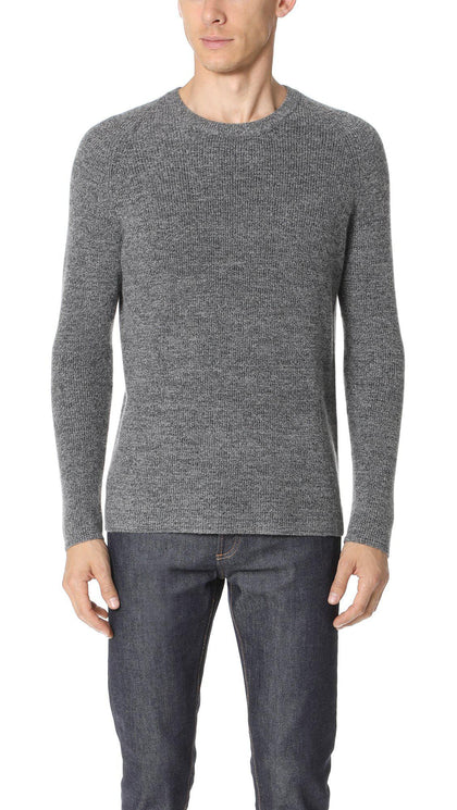 Theory Enzo Ribbed Cashmere Sweater-Atmark Trading