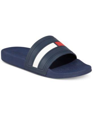 Tommy Hilfiger Tmelwood Sandals Navy-Atmark Trading