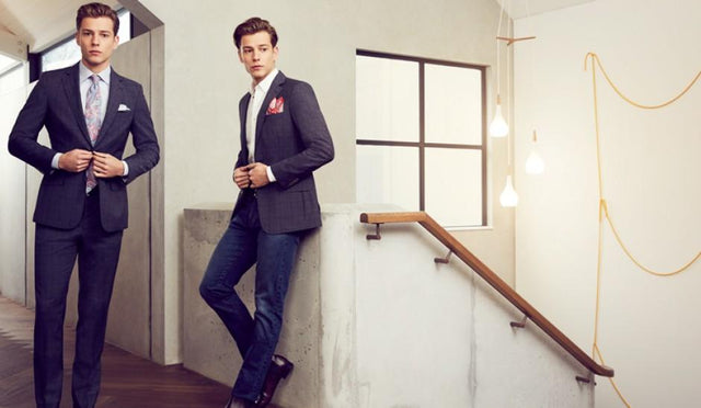 How to wear one suit, four ways