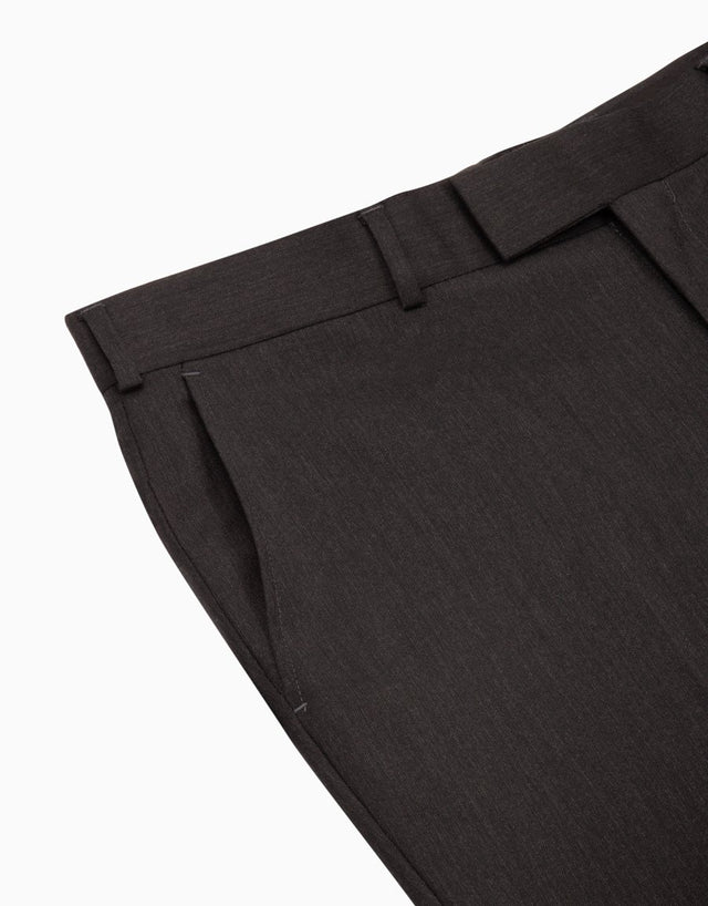 Explorer Charcoal Twill Trouser