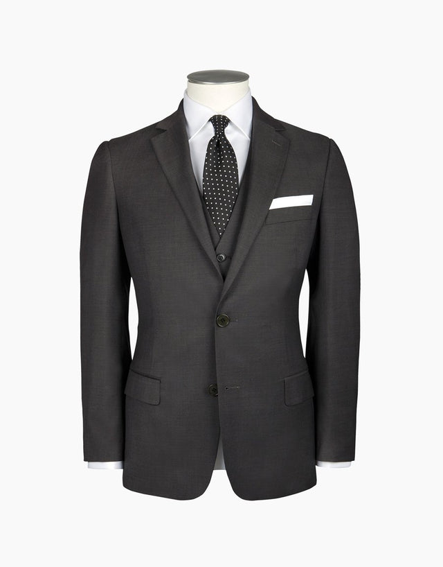 Cooper Charcoal Suit
