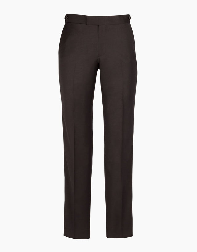 Ferry Black Tuxedo Suit Trouser