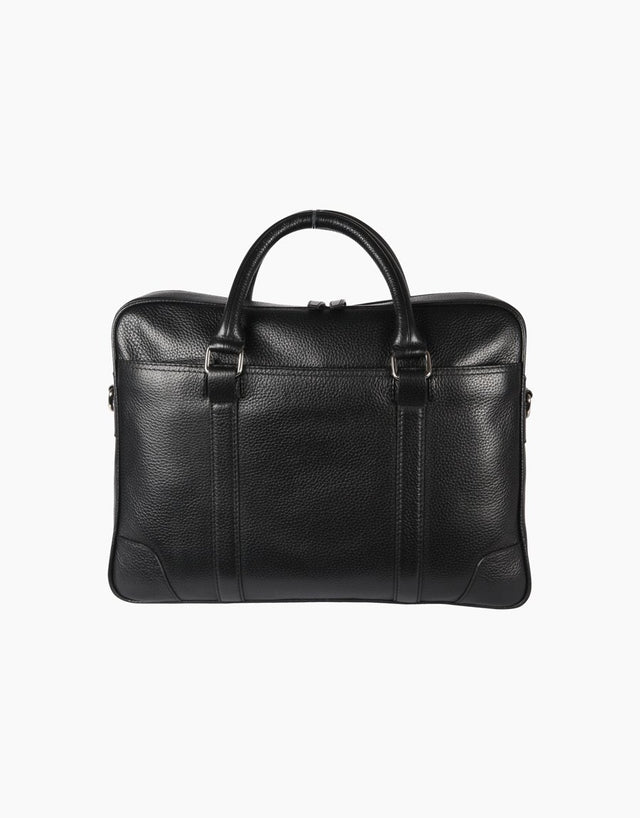 Ashford Black Laptop Bag