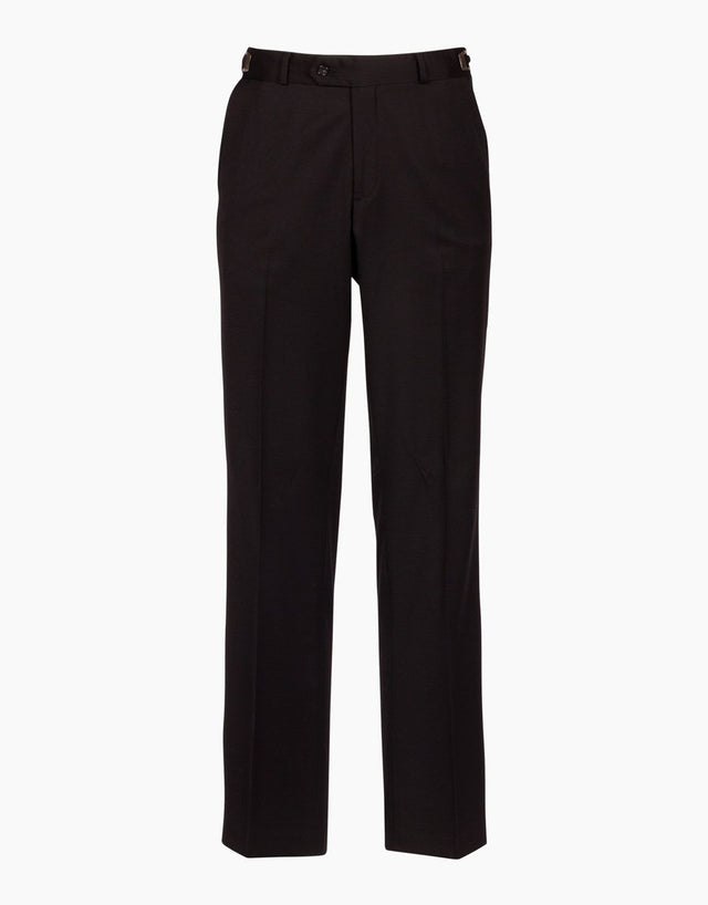 Lancaster Black Suit Trouser