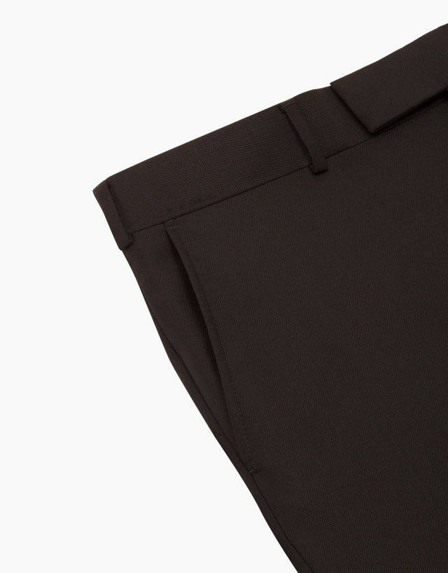 Astor Black Suit Trouser