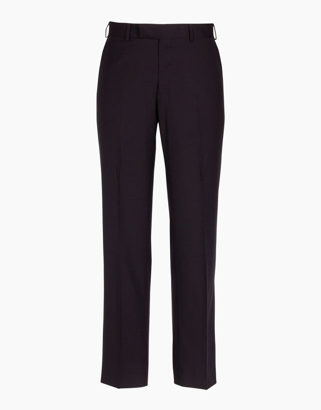 Munro Navy Suit Trouser