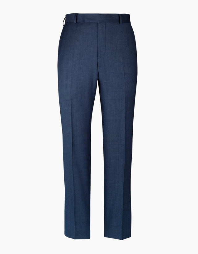 Hawke blue two trouser suit