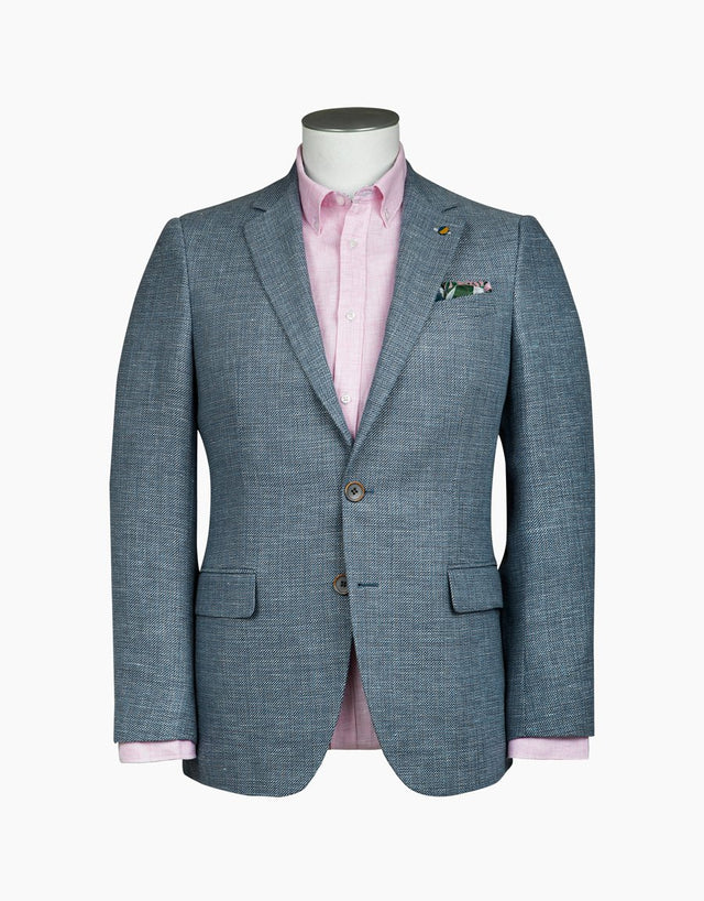 Hawker Light Blue Blazer