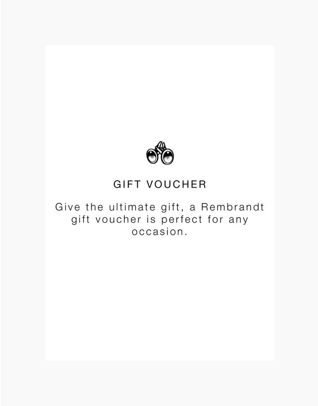 Rembrandt Gift Card