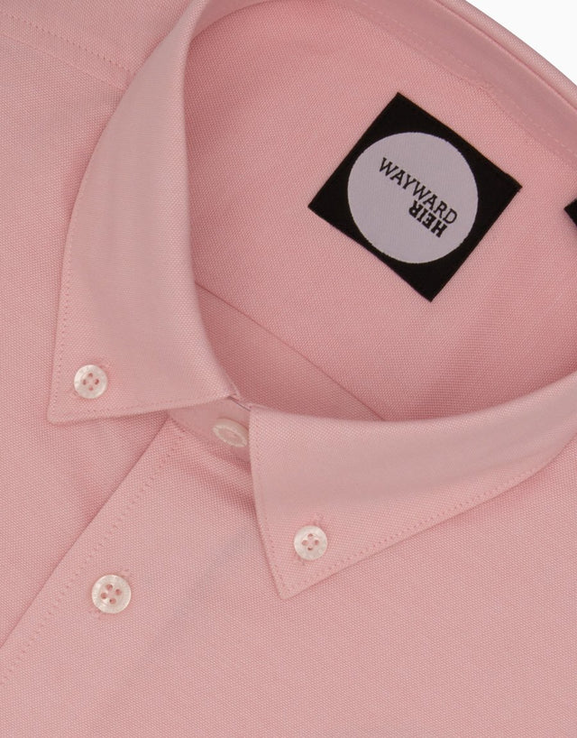 Kelburn Pink Tailored Shirt