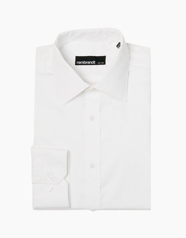 Sinatra White Dress Shirt