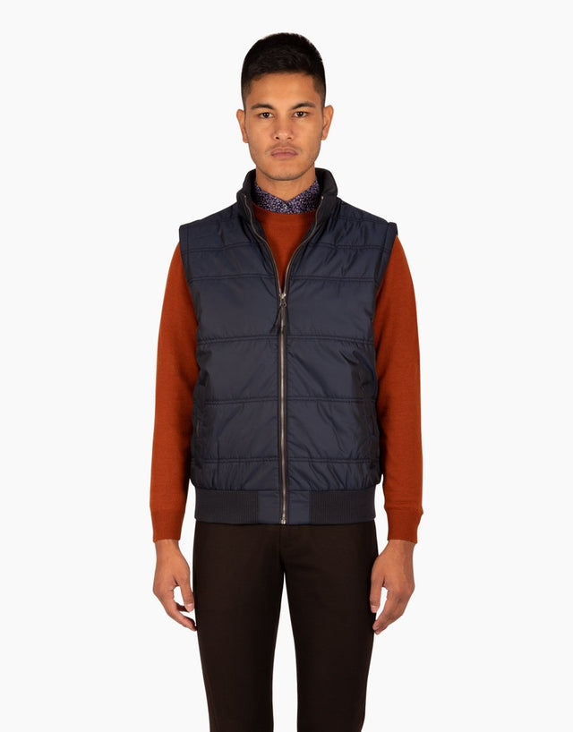 Simpson navy 4in1 jacket