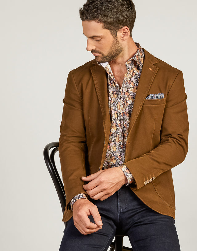 Spectre Brown Blazer