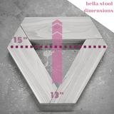bella stool