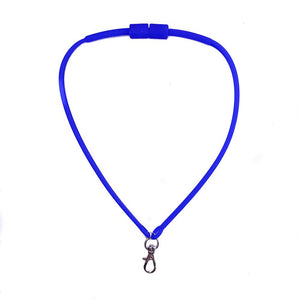 Silicone Lanyard for Kids – Safety Breakaway Lanyard for Mask and more