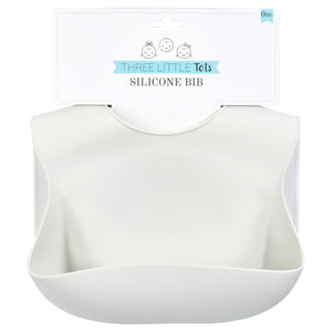 Cloud Silicone Bib