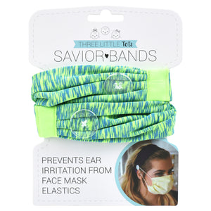 Green & Blue Savior Bands