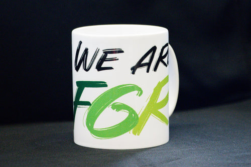 Limited Edition We Are FGR Mug