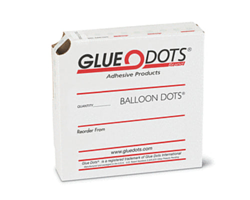 Balloon Garland Glue Dots