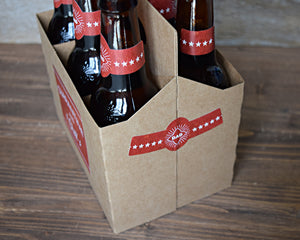 Beer Bottle Labels Fathers Day