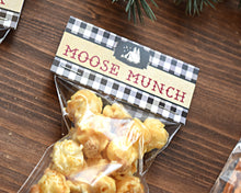 Load image into Gallery viewer, Camping Party Moose Munch Bag Topper