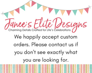 Princess Birthday Party by Janee's Elite Designs