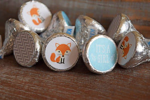 Woodland Baby Shower Favors