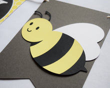 Load image into Gallery viewer, Bumble Bee Baby Shower Banner