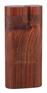 "Grindhouse Wood Dugout - 4"" / Twist Top / Rosewood"