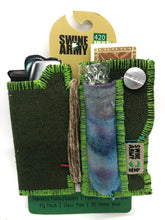 Load image into Gallery viewer, Swine Army Hemp 420 Multi-Tool Lighter & Taster Case