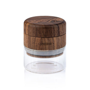 RYOT Wood Grinder with Jar