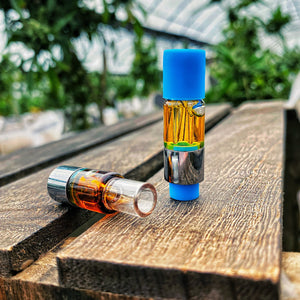 Hemp Strain Specific Vaporizer Cartridge