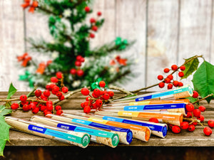 Santa's Flight - Selection of 9 Pre-Rolls