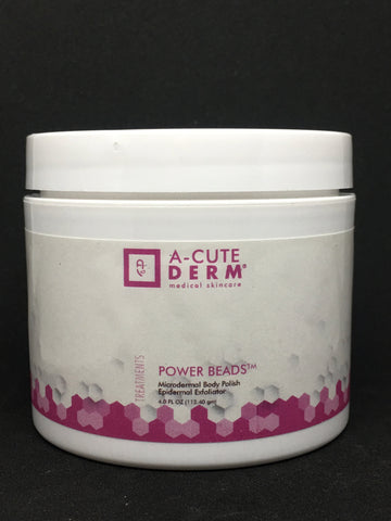 A-Cute Derm: Power Beads Microdermal Body Polish