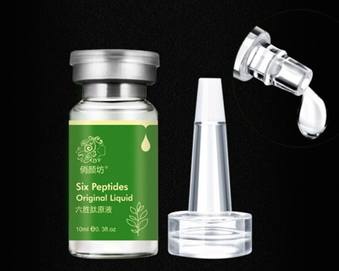 Six Peptides Original Liquid with Collagen