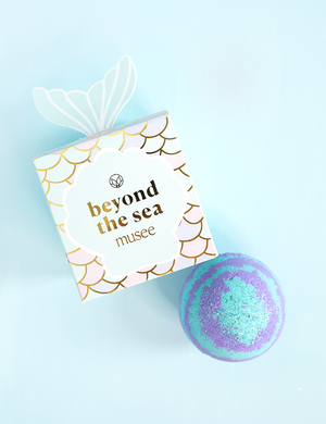 Musee Beyond the Sea Box Bath Balm