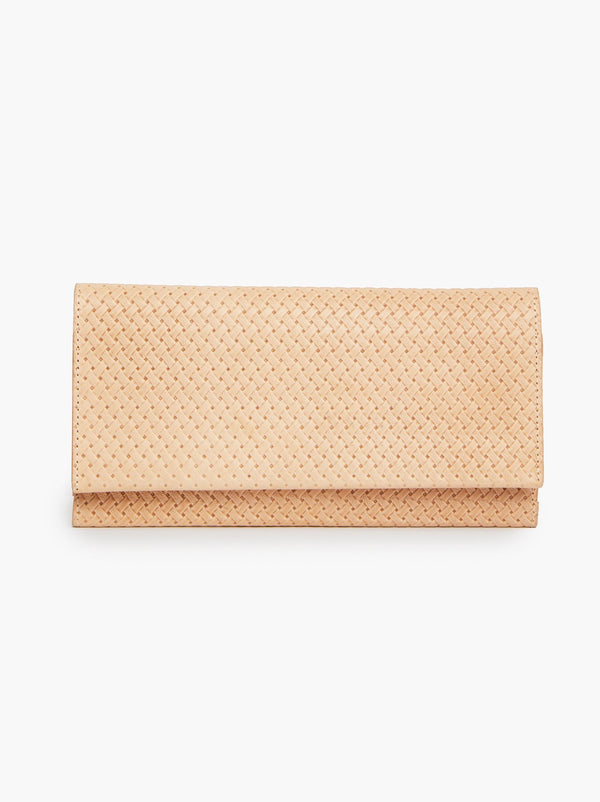 ABLE Debre Embossed Wallet