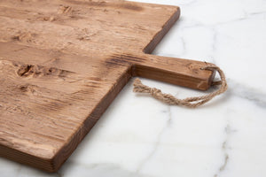 Rectangle Pine Charcuterie Board, Medium
