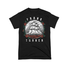 Load image into Gallery viewer, Frank Turner Ship Rose T-Shirt - Flagship Apparel LLC