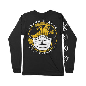 Frank Turner Lost Evenings Longsleeve T-Shirt