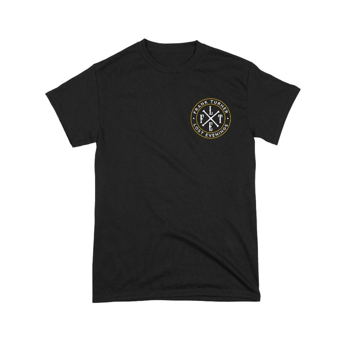Frank Turner Lost Evenings T-Shirt