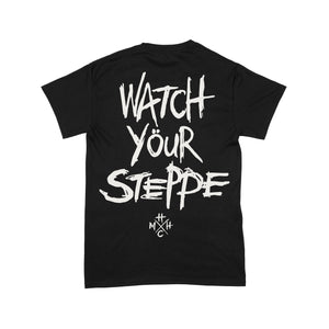 Mongol Horde Watch Your Steppe T-Shirt