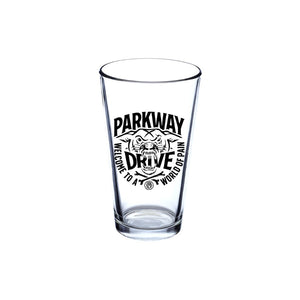 Parkway Drive - World Of Pain Pint Glass