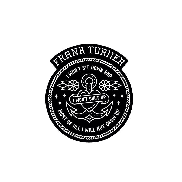 Frank Turner - Photosynthesis Sticker
