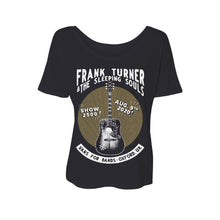 Load image into Gallery viewer, Frank Turner Show 2500 Women's T-Shirt
