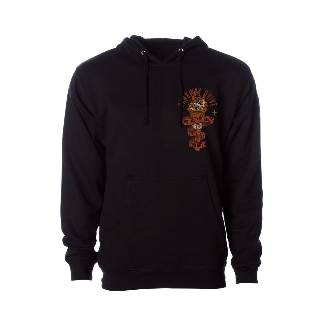 Parkway Drive - Torch Pullover Hoodie
